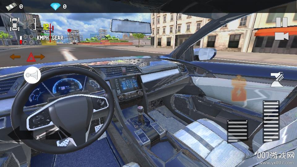 城市汽车模拟器2021全图鉴破解版
