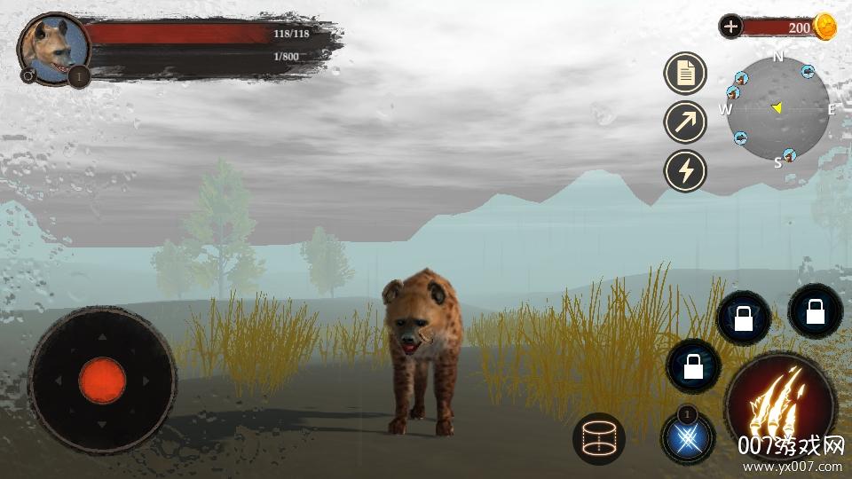土狼模拟器无敌加速版